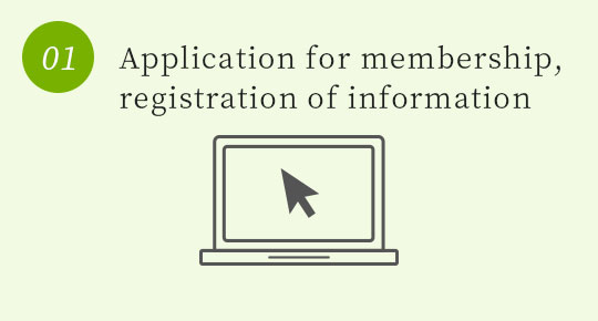 Membership Application / Proposal Registration